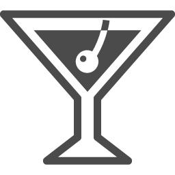 カクテルのフリー素材2 アイコン素材ダウンロードサイト Icooon Mono 商用利用可能なアイコン素材が無料 フリー ダウンロードできるサイト