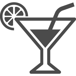 Cocktail Icon 4 アイコン素材ダウンロードサイト Icooon Mono 商用利用可能なアイコン素材が無料 フリー ダウンロードできるサイト