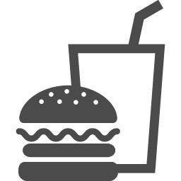 飲食アイコン2 アイコン素材ダウンロードサイト Icooon Mono 商用利用可能なアイコン素材が無料 フリー ダウンロードできるサイト