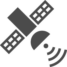 Satellite Icon 3 アイコン素材ダウンロードサイト Icooon Mono 商用利用可能なアイコン 素材が無料 フリー ダウンロードできるサイト