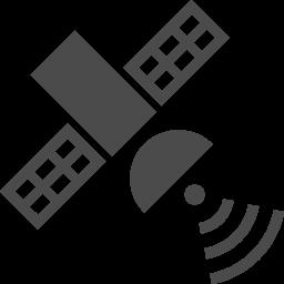 Satellite Icon 3 アイコン素材ダウンロードサイト Icooon Mono 商用利用可能なアイコン素材が無料 フリー ダウンロードできるサイト