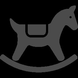 木馬のフリーアイコン2 アイコン素材ダウンロードサイト Icooon Mono 商用利用可能なアイコン 素材が無料 フリー ダウンロードできるサイト