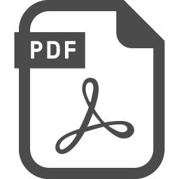 Pdfファイルアイコン2 アイコン素材ダウンロードサイト Icooon Mono 商用利用可能なアイコン素材が無料 フリー ダウンロードできるサイト