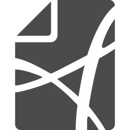Pdfファイルの無料素材4 アイコン素材ダウンロードサイト Icooon Mono 商用利用可能なアイコン素材が無料 フリー ダウンロードできるサイト