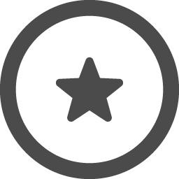 お気に入りスターアイコン2 アイコン素材ダウンロードサイト Icooon Mono 商用利用可能なアイコン 素材が無料 フリー ダウンロードできるサイト