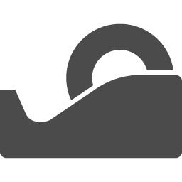 セロテープアイコン2 アイコン素材ダウンロードサイト Icooon Mono 商用利用可能なアイコン素材 が無料 フリー ダウンロードできるサイト