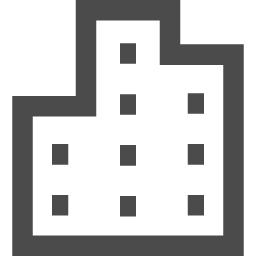 ビルアイコン5 アイコン素材ダウンロードサイト Icooon Mono 商用利用可能なアイコン素材が無料 フリー ダウンロードできるサイト