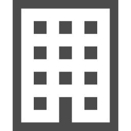 ビルアイコン6 アイコン素材ダウンロードサイト Icooon Mono 商用利用可能なアイコン素材が無料 フリー ダウンロードできるサイト