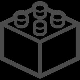 Legoアイコン3 アイコン素材ダウンロードサイト Icooon Mono 商用利用可能なアイコン素材が無料 フリー ダウンロードできるサイト