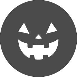 ジャック オー ランタンアイコン9 アイコン素材ダウンロードサイト Icooon Mono 商用利用可能なアイコン素材が無料 フリー ダウンロードできるサイト