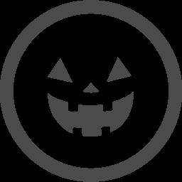 ジャック オー ランタンアイコン10 アイコン素材ダウンロードサイト Icooon Mono 商用利用可能なアイコン素材が無料 フリー ダウンロードできるサイト