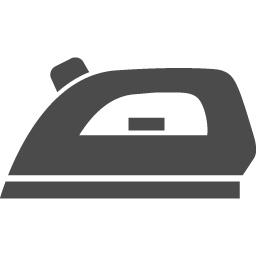 スチームアイロン1 アイコン素材ダウンロードサイト Icooon Mono 商用利用可能なアイコン素材が無料 フリー ダウンロードできるサイト