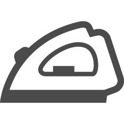 スチームアイロンの無料アイコン3 アイコン素材ダウンロードサイト Icooon Mono 商用利用可能なアイコン素材 が無料 フリー ダウンロードできるサイト
