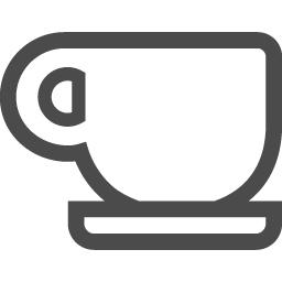 コーヒーカップアイコン アイコン素材ダウンロードサイト Icooon Mono 商用利用可能なアイコン素材が無料 フリー ダウンロードできるサイト
