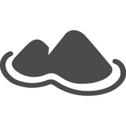 離島アイコン1 アイコン素材ダウンロードサイト Icooon Mono 商用利用可能なアイコン素材が無料 フリー ダウンロードできるサイト