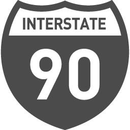高速道路のフリーアイコン1 アイコン素材ダウンロードサイト Icooon Mono 商用利用可能なアイコン素材が無料 フリー ダウンロードできるサイト