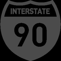 高速道路のフリーアイコン1 アイコン素材ダウンロードサイト Icooon Mono 商用利用可能なアイコン 素材が無料 フリー ダウンロードできるサイト