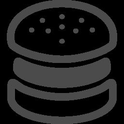 ハンバーガーアイコン4 アイコン素材ダウンロードサイト Icooon Mono 商用利用可能なアイコン素材が無料 フリー ダウンロードできるサイト