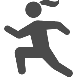 ランニングアイコン2 アイコン素材ダウンロードサイト Icooon Mono 商用利用可能なアイコン素材が無料 フリー ダウンロードできるサイト