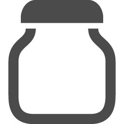 空き瓶アイコン アイコン素材ダウンロードサイト Icooon Mono 商用利用可能なアイコン素材が無料 フリー ダウンロードできるサイト