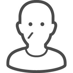 おじいちゃんのフリーイラスト1 アイコン素材ダウンロードサイト Icooon Mono 商用利用可能なアイコン素材が無料 フリー ダウンロードできるサイト