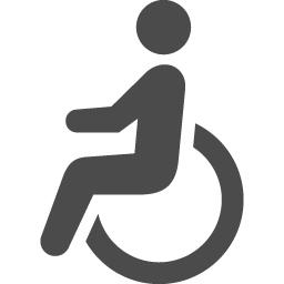 車椅子アイコン2 アイコン素材ダウンロードサイト Icooon Mono 商用利用可能なアイコン素材が無料 フリー ダウンロードできるサイト