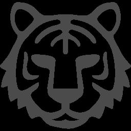 最高の無料イラスト 新着虎 画像 フリー