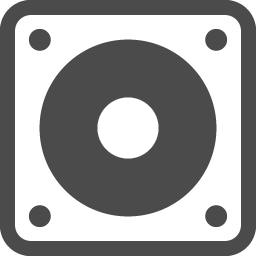 スピーカーの無料アイコン アイコン素材ダウンロードサイト Icooon Mono 商用利用可能なアイコン 素材が無料 フリー ダウンロードできるサイト