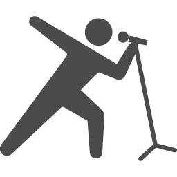 ミュージシャンアイコン アイコン素材ダウンロードサイト Icooon Mono 商用利用可能なアイコン素材が無料 フリー ダウンロードできるサイト