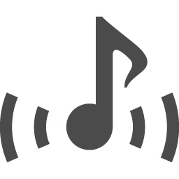音楽アイコン アイコン素材ダウンロードサイト Icooon Mono 商用利用可能なアイコン素材が無料 フリー ダウンロードできるサイト