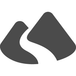 川の無料アイコン1 アイコン素材ダウンロードサイト Icooon Mono 商用利用可能なアイコン素材が無料 フリー ダウンロードできるサイト