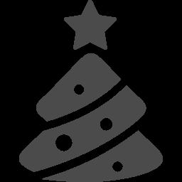 クリスマスツリーの無料アイコン15 アイコン素材ダウンロードサイト Icooon Mono 商用利用可能なアイコン素材が無料 フリー ダウンロードできるサイト