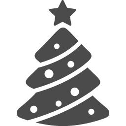 クリスマスツリーアイコン16 アイコン素材ダウンロードサイト Icooon Mono 商用利用可能なアイコン素材が無料 フリー ダウンロードできるサイト