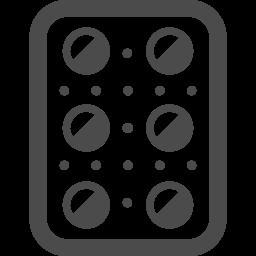 治療薬の無料イラスト1 アイコン素材ダウンロードサイト Icooon Mono 商用利用可能なアイコン素材が無料 フリー ダウンロードできるサイト