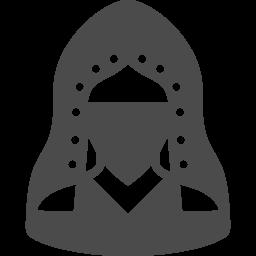 占い師アイコン2 アイコン素材ダウンロードサイト Icooon Mono 商用利用可能なアイコン素材が無料 フリー ダウンロードできるサイト