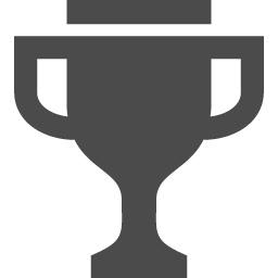 優勝カップアイコン アイコン素材ダウンロードサイト Icooon Mono 商用利用可能なアイコン素材が無料 フリー ダウンロードできるサイト