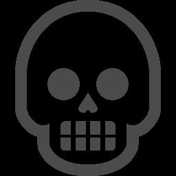 骸骨の無料アイコン19 アイコン素材ダウンロードサイト Icooon Mono 商用利用可能なアイコン素材が無料 フリー ダウンロードできるサイト
