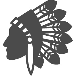 インディアンアイコン1 アイコン素材ダウンロードサイト Icooon Mono 商用利用可能なアイコン 素材が無料 フリー ダウンロードできるサイト