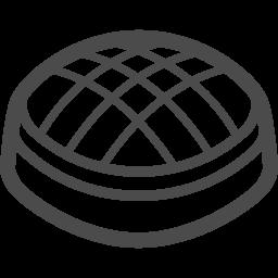 東京ドームアイコン1 アイコン素材ダウンロードサイト Icooon Mono 商用利用可能なアイコン 素材が無料 フリー ダウンロードできるサイト