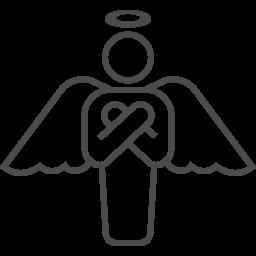 天使のフリー素材3 アイコン素材ダウンロードサイト Icooon Mono 商用利用可能なアイコン素材が無料 フリー ダウンロードできるサイト