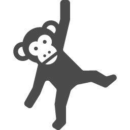 猿の無料アイコン アイコン素材ダウンロードサイト Icooon Mono 商用利用可能なアイコン素材が無料 フリー ダウンロードできるサイト