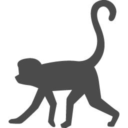 猿のフリー素材 アイコン素材ダウンロードサイト Icooon Mono 商用利用可能なアイコン素材が無料 フリー ダウンロードできるサイト
