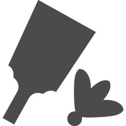 羽子板アイコン1 アイコン素材ダウンロードサイト Icooon Mono 商用利用可能なアイコン素材が無料 フリー ダウンロードできるサイト