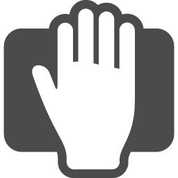 静脈認証アイコン アイコン素材ダウンロードサイト Icooon Mono 商用利用可能なアイコン素材が無料 フリー ダウンロードできるサイト