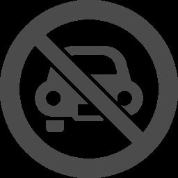 駐車禁止アイコン アイコン素材ダウンロードサイト Icooon Mono 商用利用可能なアイコン素材が無料 フリー ダウンロードできるサイト