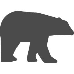 ホッキョクグマアイコン2 アイコン素材ダウンロードサイト Icooon Mono 商用利用可能なアイコン素材が無料 フリー ダウンロードできるサイト