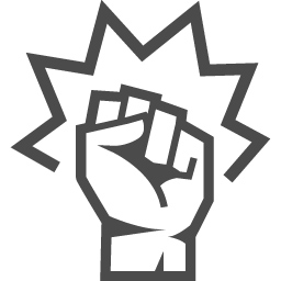 パンチアイコン1 アイコン素材ダウンロードサイト Icooon Mono 商用利用可能なアイコン素材が無料 フリー ダウンロードできるサイト