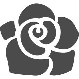 バラアイコン6 アイコン素材ダウンロードサイト Icooon Mono 商用利用可能なアイコン素材が無料 フリー ダウンロードできるサイト