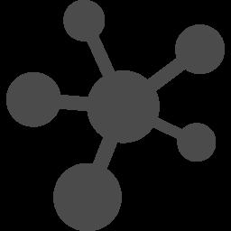 シナプスアイコン1 アイコン素材ダウンロードサイト Icooon Mono 商用利用可能なアイコン素材が無料 フリー ダウンロードできるサイト