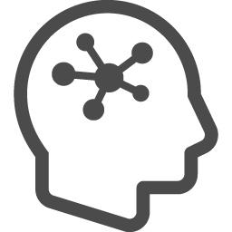 シナプスのフリーアイコン2 アイコン素材ダウンロードサイト Icooon Mono 商用利用可能なアイコン素材が無料 フリー ダウンロードできるサイト